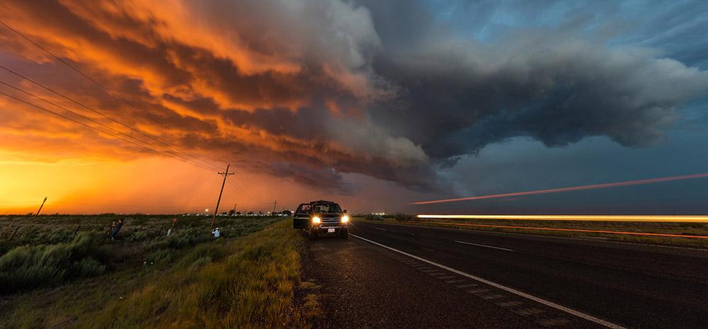 Usa 2017 Thüringer Storm Chaser Tsc