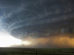 Booker, TX Superzelle